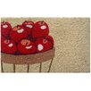 Entryways Apples Doormat