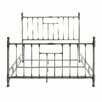 Bombay Heritage Savannah Metal Panel Bed