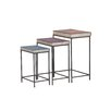 Bombay Heritage Book 3 Piece Nesting Tables