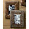 Kindwer Rustic Wood Picture Frame (Set of 2)