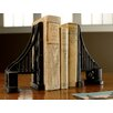 Kindwer Cast Iron Bridge Book End (Set of 2)