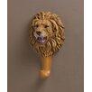Zingz & Thingz Ferocious Lion Wall Hook