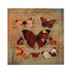 Zingz & Thingz Butterfly Autumn Graphic Art
