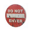 Zingz & Thingz Do Not Enter Light-Up Sign Wall Decor