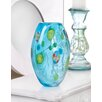 Zingz & Thingz Floral Glass Vase