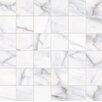 Faber Carrara Extra High Definition Porcelain Matte Tile in White