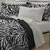 My Room Zebra Bed Set