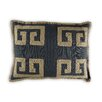 Vanderbloom Vichy Linen/Cotton Lumbar Pillow