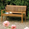 Rowlinson Willington 2 Seater Wooden Bench