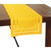 Xia Home Fashions Handmade Double Hemstitch Easy Care Table Runner