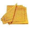 Xia Home Fashions Handmade Double Hemstitch Easy Care Napkin (Set of 4)
