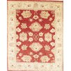 Pasargad Oushak Traditional Hand-Knotted Turkish Design Area Rug