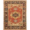 Pasargad Serapi Hand-Knotted Turkish Lamb's Wool Area Rug