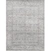 Pasargad Hand-Knotted Bamboo Silk Area Rug