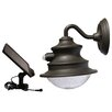 Gama Sonic Barn 6 Light Wall Lantern