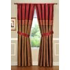 Home Fashions International Jessica Curtain Single Panel