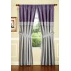 Home Fashions International Cosmo Curtain Single Panel