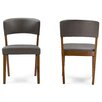 Wholesale Interiors Baxton Studio Montreal Side Chair (Set of 2)