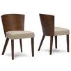 Wholesale Interiors Baxton Studio Sparrow Side Chair (Set of 2)
