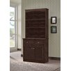 Wholesale Interiors Baxton Studio China Cabinet in Dark Espresso