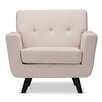 Wholesale Interiors Baxton Studio Damien Arm Chair