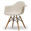 Wholesale Interiors Pascal Shell Arm Chair (Set of 2)