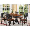 East West Furniture Plainville Extendable Dining Table