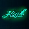 Oliver Gal High Neon Sign