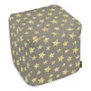 Oliver Gal Gold Stars Ottoman