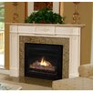 "Pearl Mantels 56"" Monticello Fireplace Mantel Surround"