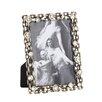 Saro Antique Design Jeweled Picture Frame