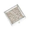 Saro Bejeweled Jeweled Decorative Box