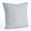 Saro Ellie Dotted Design Throw Pillow
