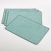 Saro Celena Whip Stitched Design Placemat (Set of 4)
