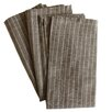 Sustainable Threads Taupe Napkin (Set of 4)
