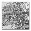 "Trademark Fine Art ""Map of Paris 1620"" Graphic Art on Wrapped Canvas"