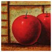 Entrada Apple Oil Painting