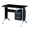 Techni Mobili Computer Desk with Pull Out Drawer