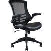 Techni Mobili Mid-Back Mesh Task Chair