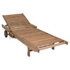 International Home Miami Amazonia Mariscal Chaise Lounge