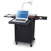 Marvel Office Furniture Vizion Instructor Series Presentation AV Cart