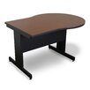 "Marvel Office Furniture Vizion 48"" x30"" Keyhole Classroom Table"