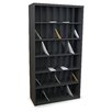 Marvel Office Furniture Mailroom Vertical Sorter with 42 Pockets