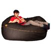 Jaxx Denim 5.5' Bean Bag Lounger