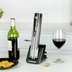 Kalorik 2-in-1 Stainless Steel Wine Opener & Preserver