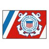 FANMATS United State Armed Forces Coast Guard Starter Doormat