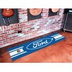FANMATS Ford Oval Golf Putting Blue Area Rug