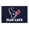 FANMATS NFL Houston Texans Man Cave Starter Area Rug