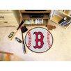 FANMATS MLB Boston Sox Baseball Doormat