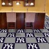 "FANMATS MLB Team 18"" x 18"" Carpet Tile (Set of 10)"